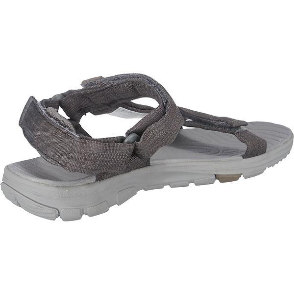 Jack Wolfskin, SEVEN SEAS 2 SANDAL Gute W Outdoorsandalen, grau  Gute SANDAL Qualität beliebte Schuhe 1a8565