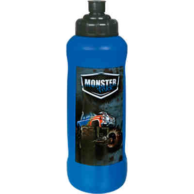 Trinkflasche Monster Truck, 450 ml