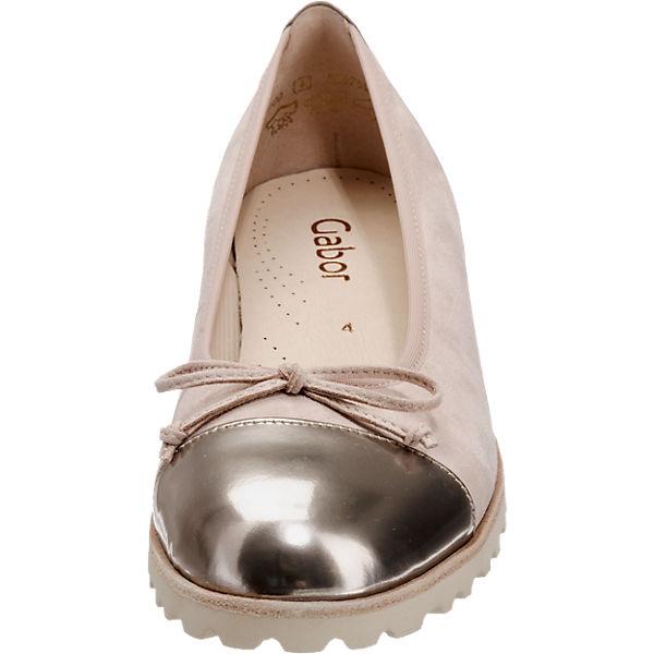 Gabor Gabor Ballerinas beige