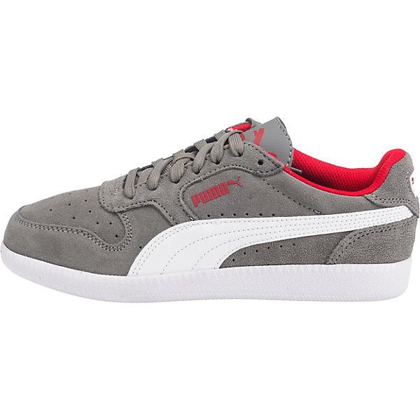 puma sneakers low icra trainer sd jr grau mirapodo. Black Bedroom Furniture Sets. Home Design Ideas