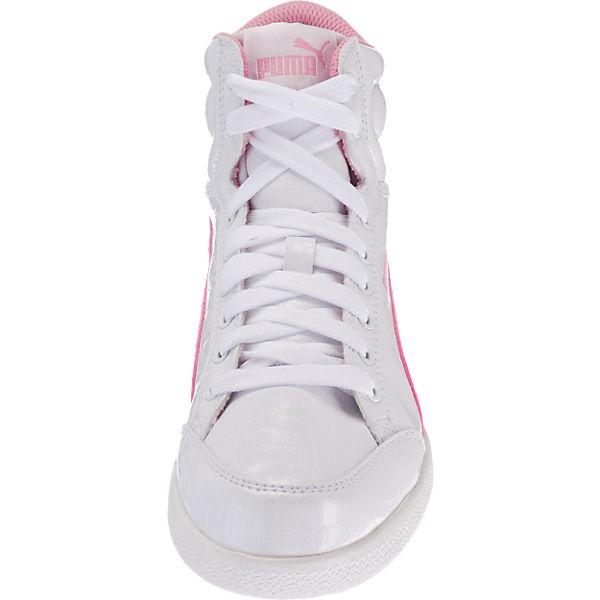 PUMA Kinder Sneakers Ikaz weiß