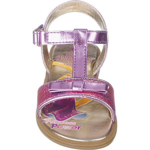 DISNEY PRINCESS Kinder Sandalen lila