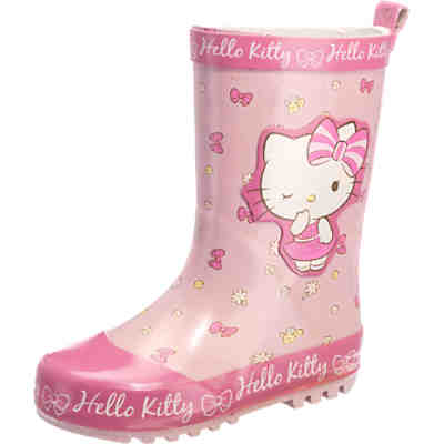 HELLO KITTY Kinder Gummistiefel