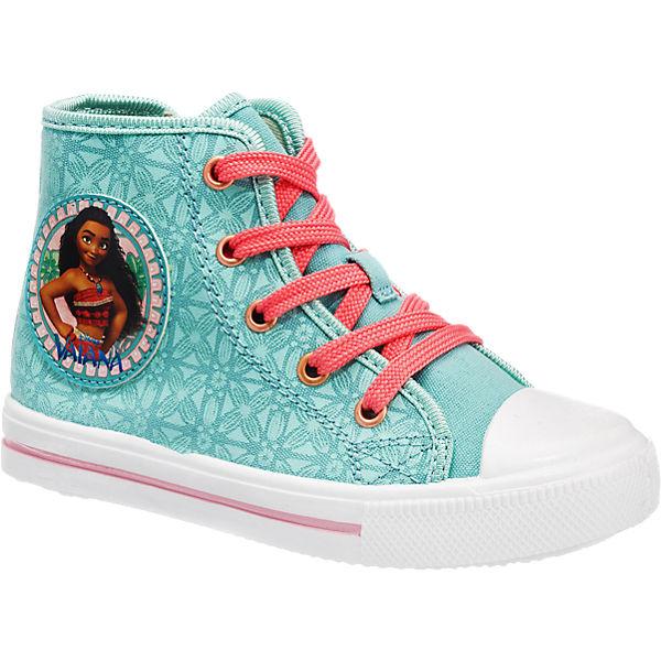 DISNEY VAIANA Kinder Sneakers türkis