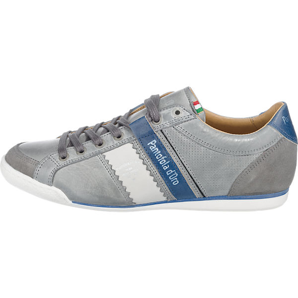 Pantofola d'Oro Pantofola d'Oro Savio Romagna Uomo Low Sneakers grau