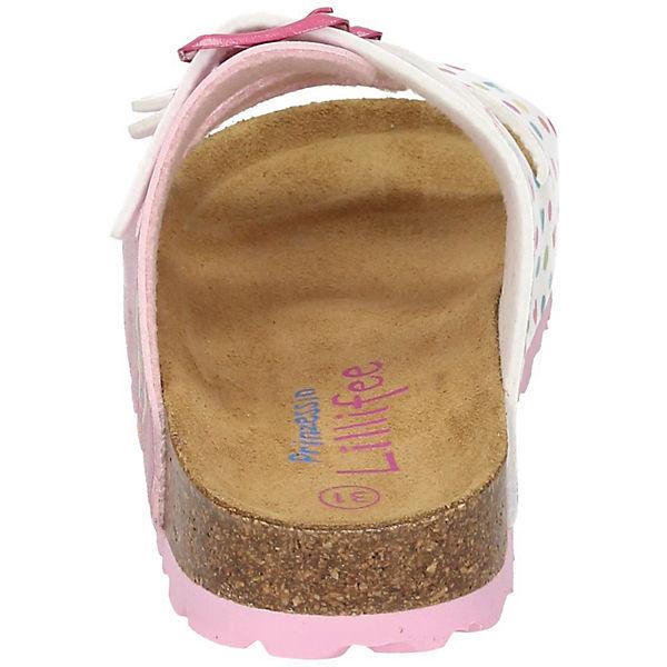 Die Spiegelburg Prinzessin Lillifee Kinder Pantoletten rosa