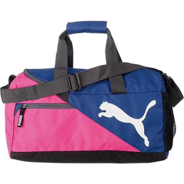 puma puma sporttasche f r m dchen 17l pink mirapodo. Black Bedroom Furniture Sets. Home Design Ideas