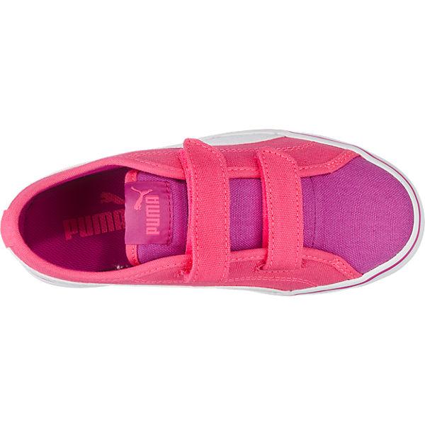 PUMA Kinder Sneakers Elsu pink