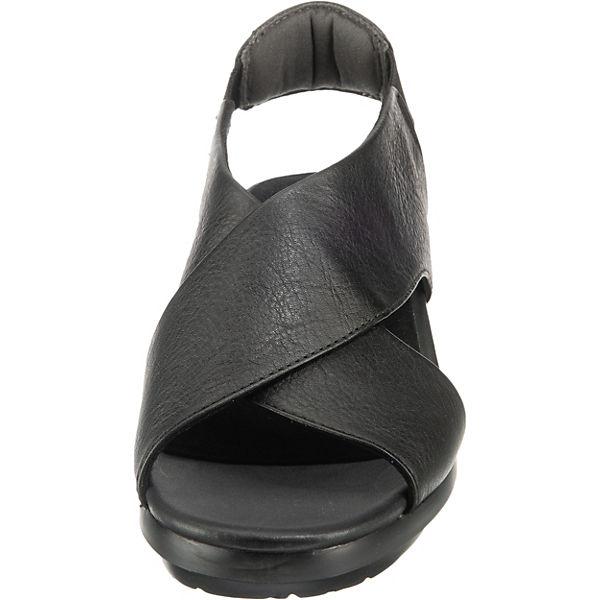 CAMPER Klassische Klassische Klassische Sandalen schwarz  Gute Qualität beliebte Schuhe 82a075