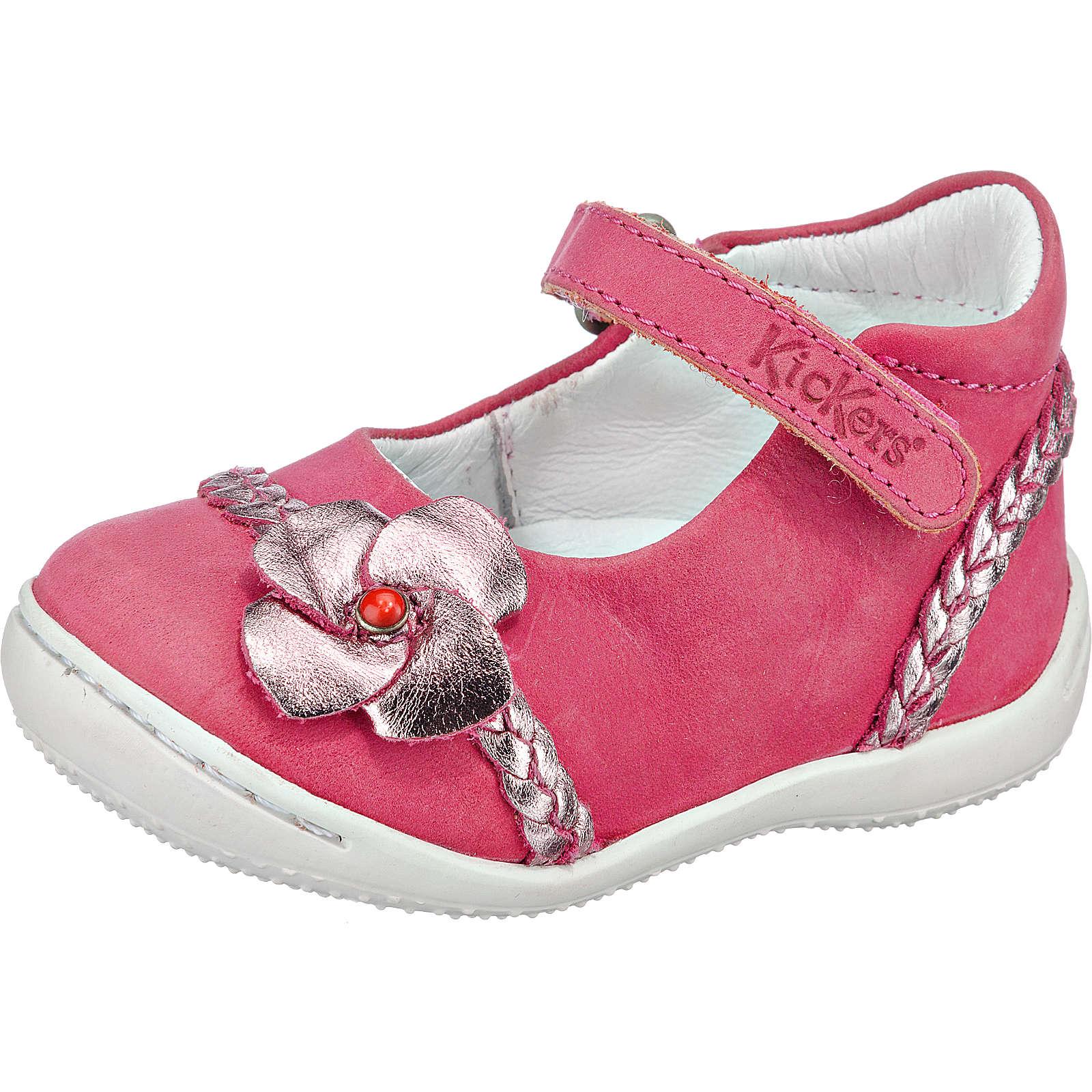 KicKers Kinder Ballerinas GAELLANE pink Mädchen Gr. 23