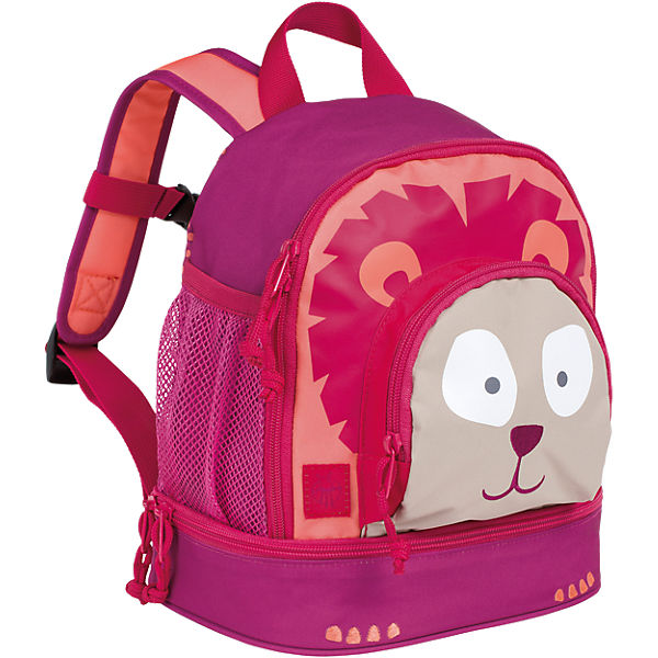 Kindergarten Rucksack 4kids, Mini Backpack, Wildlife Lion