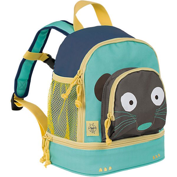 Kindergarten Rucksack 4kids, Mini Backpack Wildlife Meerkat