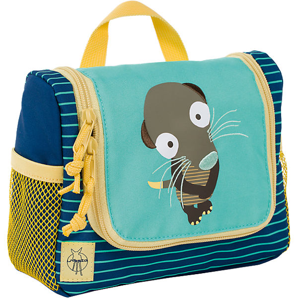 Kulturbeutel 4kids, Mini Washbag, Wildlife Meerkat