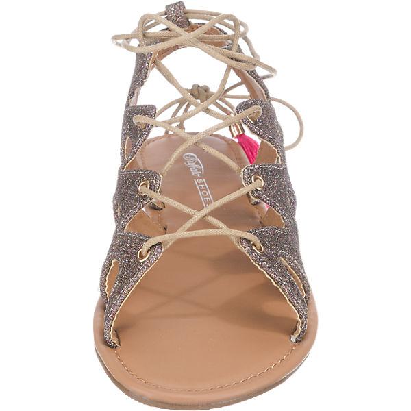 BUFFALO BUFFALO Sandaletten grau-kombi
