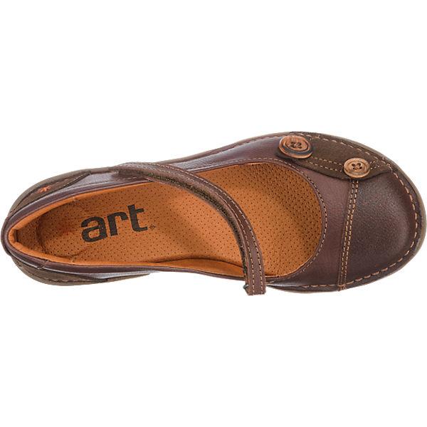 *art *art Bergen Ballerinas braun