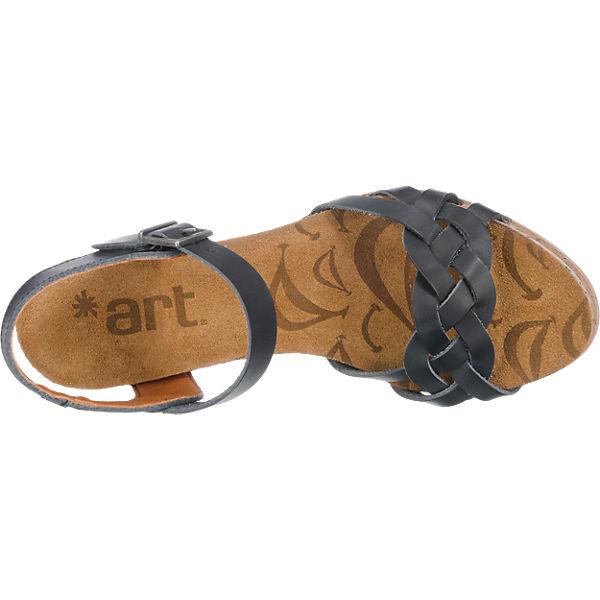 *art *art I Laugh Sandaletten schwarz