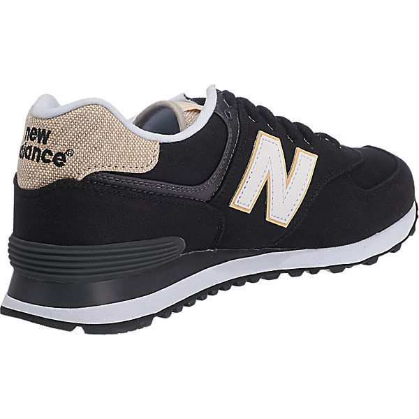 new balance new balance ML574 D Sneakers schwarz