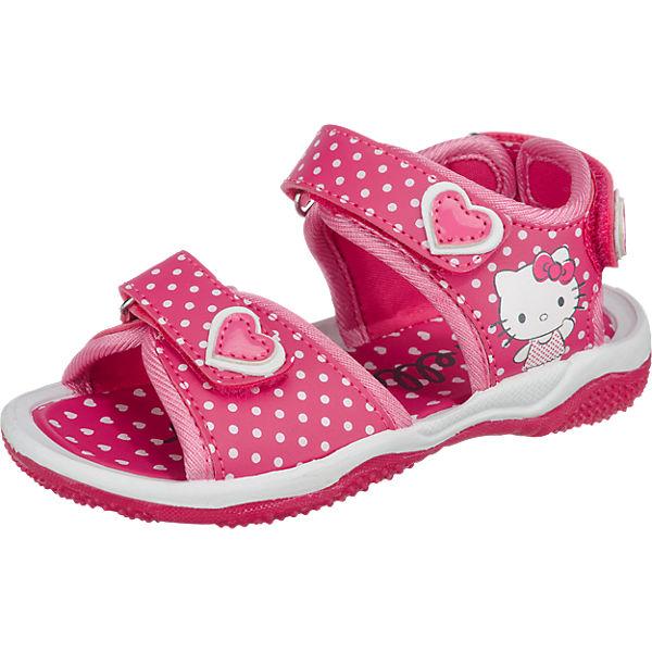 Hello Kitty Kinder Sandalen pink