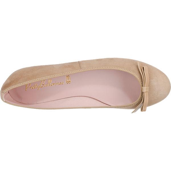Pretty Pretty Pretty Ballerinas Pretty Ballerinas Ballerinas beige  Gute Qualität beliebte Schuhe 5e3020