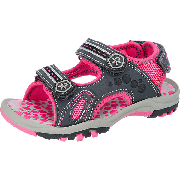 COLOR KIDS Kinder Outdoorsandalen pink