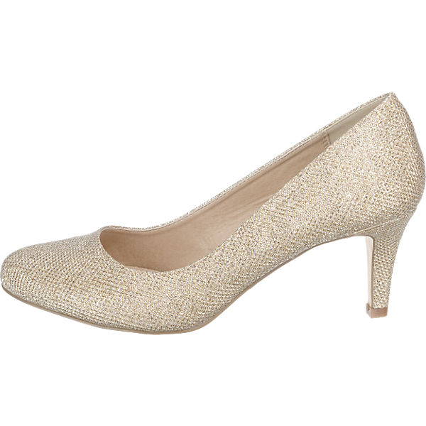 BUFFALO BUFFALO Pumps gold