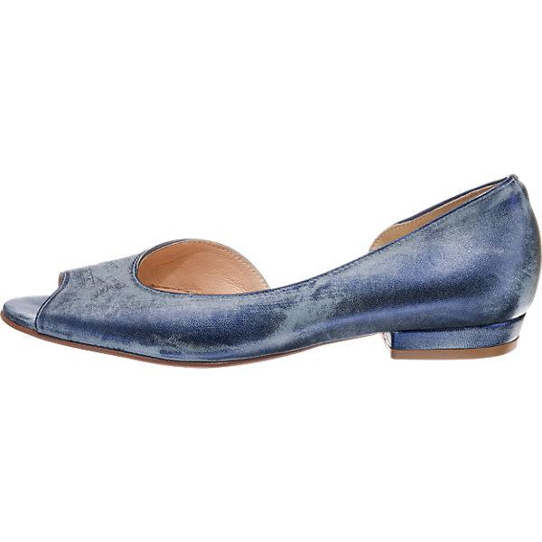 Eksbut Eksbut Ballerinas blau