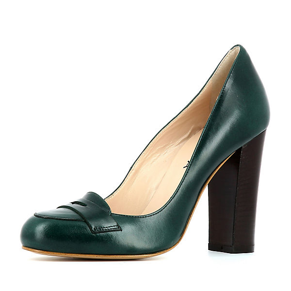 Pumps Evita dunkelgrün Shoes Evita Shoes UCwBaqYw