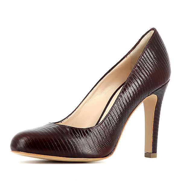 Evita Shoes Evita Shoes Pumps bordeaux
