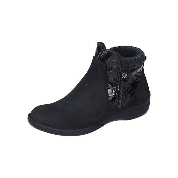 Comfortabel Comfortabel schwarz kombi schwarz Comfortabel kombi Stiefeletten Stiefeletten Comfortabel CqxwwSz6