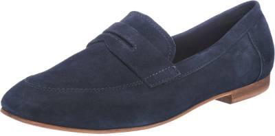 Halbschuhe Schuhe Damen Sportliche Slipper 3039 Turkis 41