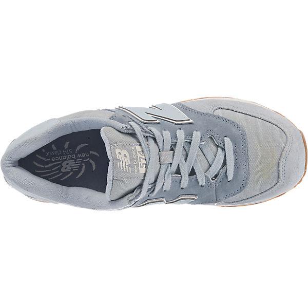 new balance new balance ML574 D Sneakers blau