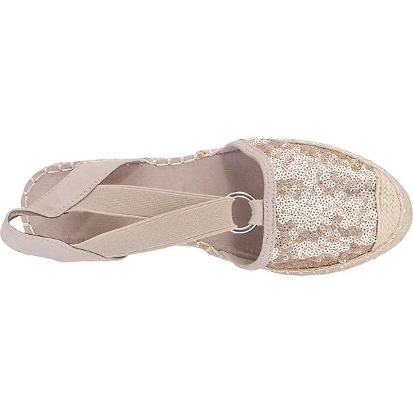 Supremo Supremo Sandaletten beige