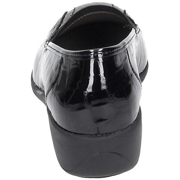 Comfortabel, Comfortabel Slipper, schwarz schwarz Slipper,   9b5e5f