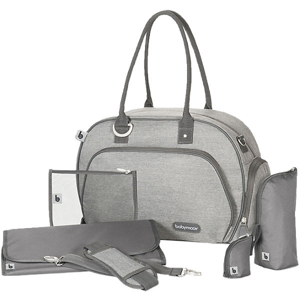 Wickeltasche Trendy Bag, smokey