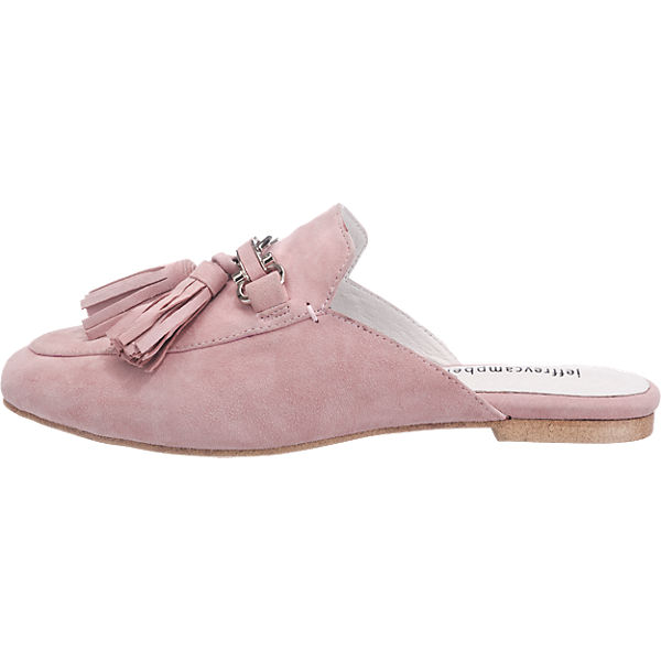 Jeffrey Campbell, Jeffrey Campbell Apfel-TSL Pantoletten, rosa  Gute Qualität beliebte Schuhe