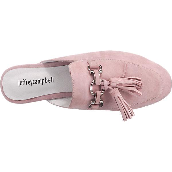 Jeffrey Pantoletten, Campbell, Jeffrey Campbell Apfel-TSL Pantoletten, Jeffrey rosa  Gute Qualität beliebte Schuhe 9a3d92