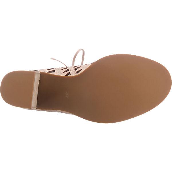 Jeffrey Campbell Jeffrey Campbell Cors-Cut Sandaletten beige