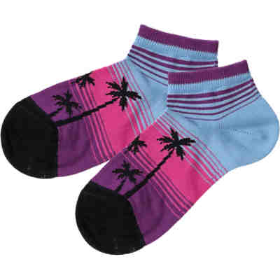 Kinder Sneakersocken Palm Beach