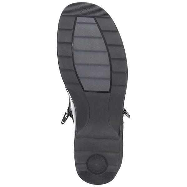 Comfortabel Comfortabel Stiefeletten schwarz
