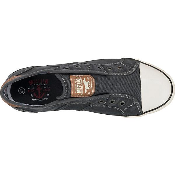 Sneakers schwarz Low Low schwarz Low MUSTANG schwarz MUSTANG MUSTANG Sneakers Low Sneakers MUSTANG Sneakers 6qR1x5ZAAw