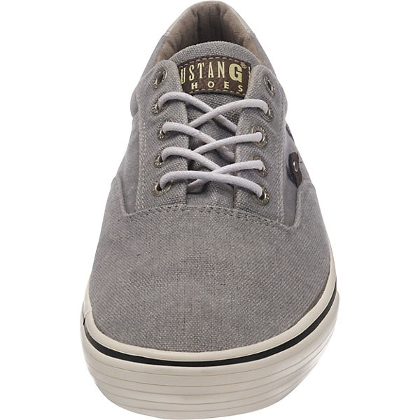 MUSTANG MUSTANG grau Sneakers Low Sneakers nFYvqw5d5