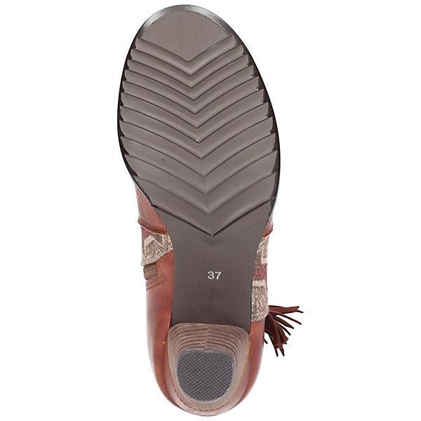 Manitu, Manitu Stiefeletten, braun-kombi Schuhe  Gute Qualität beliebte Schuhe braun-kombi 83312e