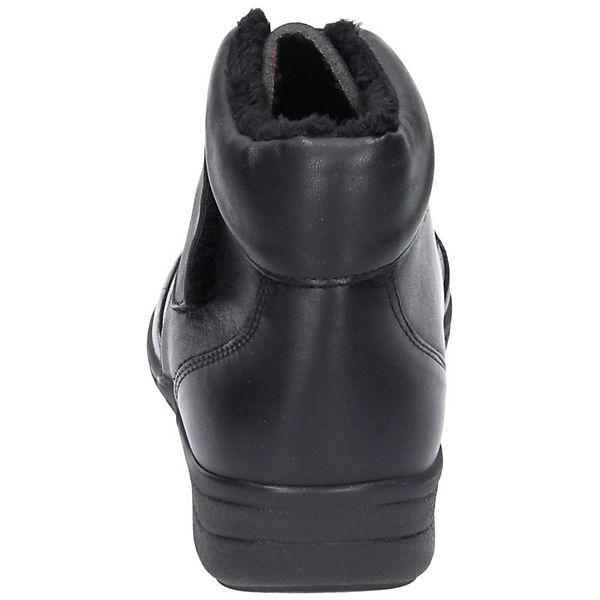 Comfortabel Comfortabel Comfortabel Comfortabel Stiefeletten schwarz 1EHx1Wqdc