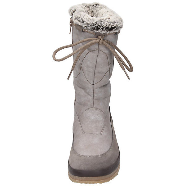 Polar-Tex, Polar-Tex beliebte Stiefel, beige-kombi  Gute Qualität beliebte Polar-Tex Schuhe 565eef