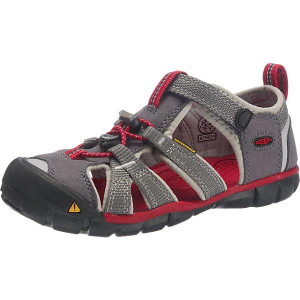 Keen Jungen Seacamp II CNX Wanderschuhe Trekking Outdoor Schuhe Sandalen