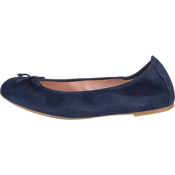 Unisa Unisa Acor Ballerinas blau