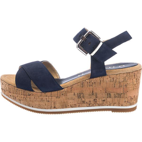 Unisa Unisa Karpi Sandaletten blau