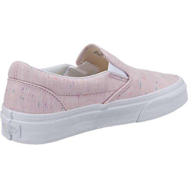 VANS VANS Classic Slip-On Sneakers rosa