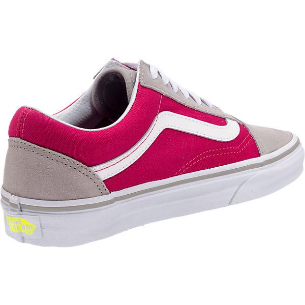 VANS VANS Old Skool Sneakers rot-kombi