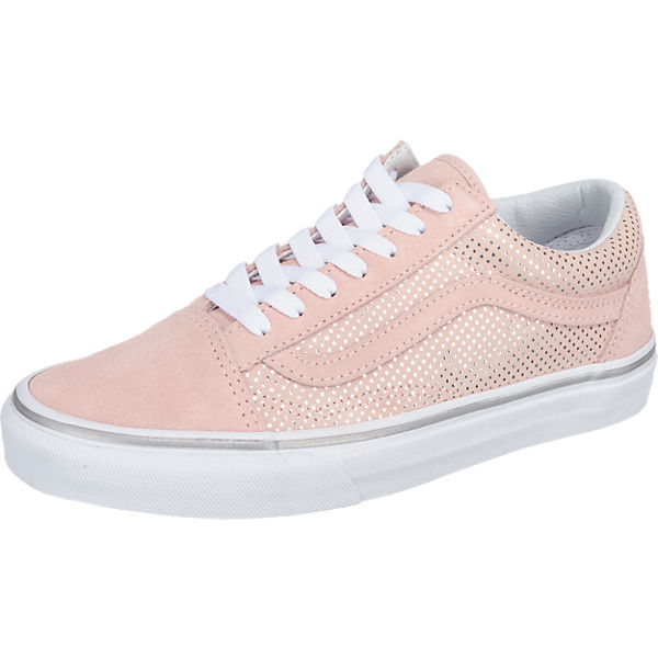 vans old skool damen rosa